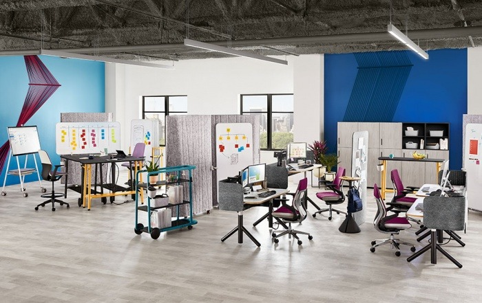 Office Concept | Steelcase > Flex Collection