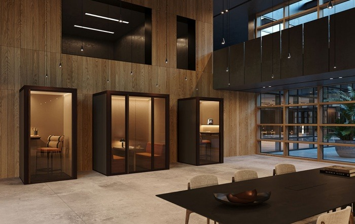 Office Concept | Kettal > Phone Booth O