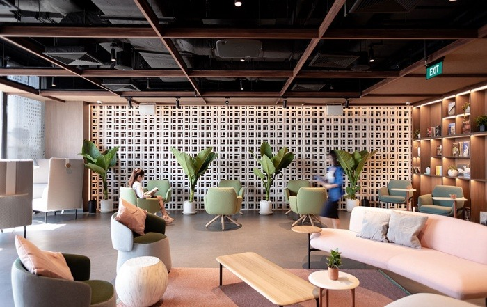 Office Concept | Haworth > Project Case Study